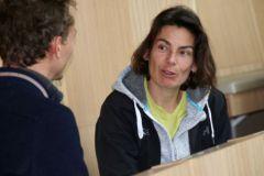 Karine Fauconnier toma la delantera en Lorient Grand Large