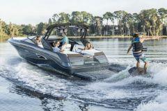 Los barcos de placer de la marca americana Sea Ray