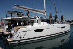Los multicascos juegan un papel importante en el crecimiento de la industria náutica francesa