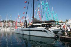 El Gunboat 68 en el Festival de Yates de Cannes