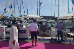 Una discreta presencia en el Salón Náutico de Cannes para Bavaria Yachts