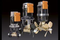 Los 3 modelos de propulsores proporcionales Quick BTDC-AC