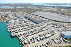 El sitio del Servicio Naval del Puerto