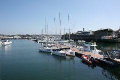 Marina de Concarneau