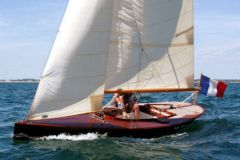 Morgann 5.50 de Franck Roy Shipbuilding