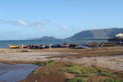 Parada en Cabo Verde