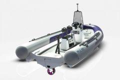 Imagen del primer RIB de RS Electric Boats
