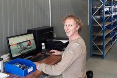 Jean-Noël Héraud lanza Yachting Accastillage, proveedor de los profesionales de la vela ligera