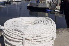 El carrete de cuerda compostable Biorope desarrollado por Intermas