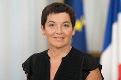 Annick Girardin, la nueva Ministra del Mar