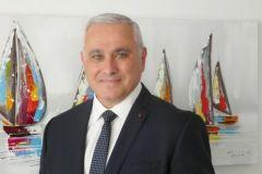 Serge Pallares, Presidente de la Federación Francesa de Puertos de Guerra y de América