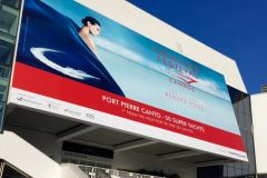 Port Canto estará esperando para dar la bienvenida a la zona de navegación del Festival de Cannes