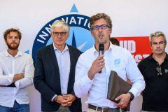 Energías Alternativas fue el ganador de los Trofeos de Innovación de la Navegación del Suroeste en 2019