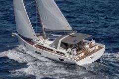 El Oceanis Yacht 54 es parte de la estrategia de barcos de alta gama del Grupo Bénéteau