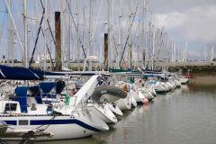Port des Minimes en La Rochelle