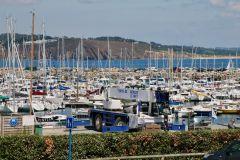 La navegación a vela creció en Francia en 2019