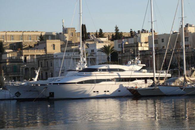 Yates en Malta