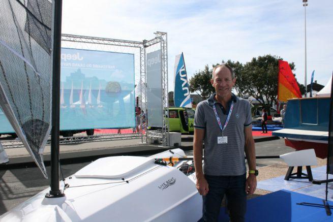 Mathieu Bonnet, CEO de Liteboat
